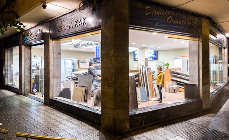 Tienda Dionisio Ormazabal 01